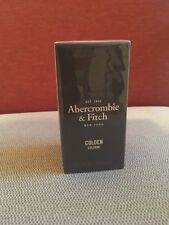 COLDEN COLOGNE BY ABERCROMBIE & FITCH 1.7 OZ SEXY MENS FRAGRANCE / NEW SEALED