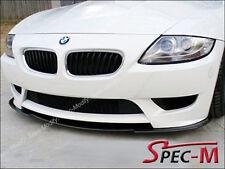 03 04 05 06 07 08 BMW E85 E86 Z4 JPM CARBON FIBER FRONT BOTTOM SPOILER
