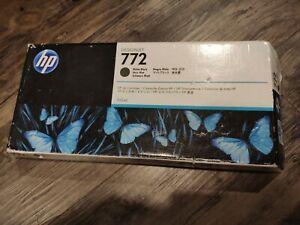 HP Designjet Z5200 Z5400 772 Matte Black CN635A Unopened
