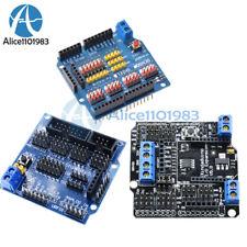 V50 Xbeebluetoothrs485apc220 Io Iic Sensor Expansion Shield For Arduino