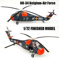 UH-34 Belgium AF Sikorsky HSS-1 B8 OT-ZKH 1/72 Finished helicopter Easy Model