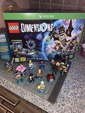 Lego Abmessungen Xbox One Starter Pack. und Spaß Packungen