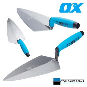 "OX Brick Laying Trowel 10"" 11"" 12"" Philadelphia Pattern"