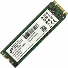 Micron M510 Series 128GB M.2 SATA 6Gbps MLC NAND Internal Solid State Drive SSD