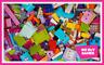 LEGO Friends 500g Bundle - 350 Mixed Bricks, Parts, Plates & Pieces