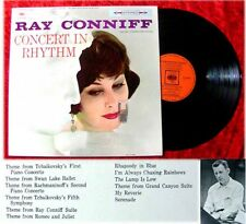 LP Ray Conniff: Concert in Rhythm (dt. pressione!!!)