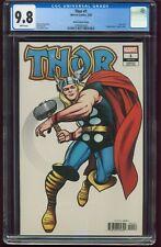 THOR 1 MARCH 2020 CGC 9.8 NM/MT Thor # 727 Marvel COMICS ITEM: G-476