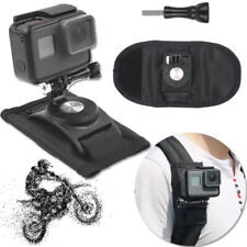 Strap Backpack Mount Stand Holder For GoPro Hero 4 5 6 Action Camera Accessory