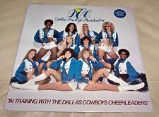 Dallas Cowboys Cheerleaders (Vinyl LP, 1982 USA Sealed)