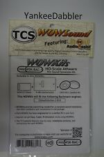 Tcs {Wow Wsk-Bac-1} 1900 Wow- Steam Ho Bachmann Gen Version 4 New Yankeedabbler