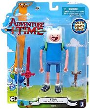 """Adventure Time 5"""" Finn with 2 Swords Action Figure"""