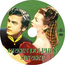 Green Dolphin Street 1947 Lana Turner Van Heflin Donna Reed Rare Dvd