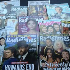 Get Your Back Issues RADIO TIMES Weekly TV-Film Magazine [March 2014 To Present]