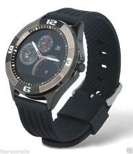 Smartwatch Armband Funk Uhr Bluetooth Phone Schwarz für ios 7 und Android ab 4,3