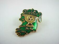 Collectible Pin: CELTIC CUP 2001 SO CAL