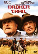 Broken Trail 0043396279759 With Robert Duvall DVD Region 1
