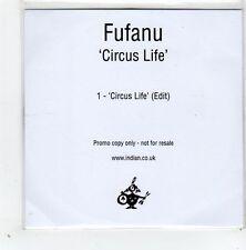 (GD594) Fufanu, Circus Life - DJ CD