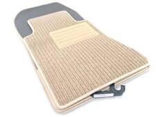 Fußmatten Mercedes W124 Cabrio A124 Original Qualität Rips Autoteppich 4-teilig