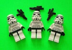 LEGO STAR WARS ### STORM TROOPER ARMEE AUS SET - 7659 - 7667 - 10212 ### =TOP!