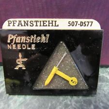 NOS Pfanstiehl Replacement Needle 507-DS77 General Electric RS-4634, 4694  L@@K
