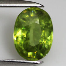 2.43CTS SPARKLING VERY GOOD QUALITY NATURAL GREEN SPHENE-MADAGASCAR