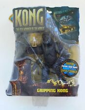 Kong The 8th Wonder of the World GRIPPING KONG Action Figure Set MOC 2005