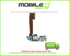 NAPPE CONNECTEUR DE CHARGE  + MICRO pour HTC ONE M8