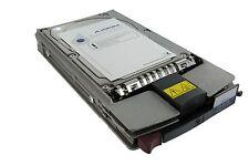 HP 36GB 10K 80PIN With Tray OEM 232574-002 SPN 177986-001
