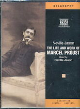 Audio book - The Life And Work Of Marcel Proust by Neville Jason  - Cass - Abr