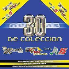 Grupo Montez de Durango,Beto y sus canarios,Banda R15 CD NEW NUEVO SEALED