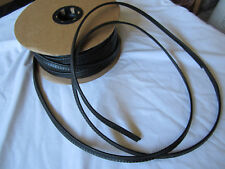 Black [ Welt  Welting Piping ] Cord-lip,embossed, UpholsSupp,Trimflex BTY