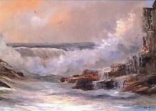 Maine's Rocky Coast Greeting Cards - Art by Maine artist, Jean McLean - 5 x 7