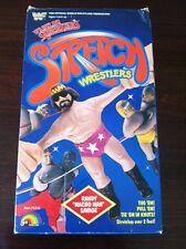 "Ljn WWF Wrestling Superstars stretch wrestlers Randy""Macho Man""Savage Not Hasbro"