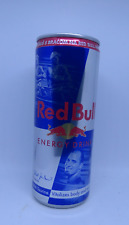 empty Red Bull Energy Drink can - Limited 2017 Croatian Sports Edition; 250 ml