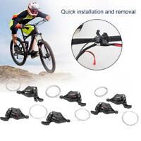1 Pair 3x7/8/9 Speed Shift Lever Shifter Derailleurs for MTB Mountain Bike New