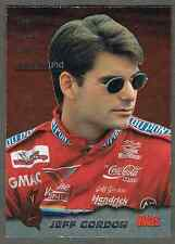 1995 Finish Line Race Reflections Insert #JG9 - Jeff Gordon - Close-up Scan!