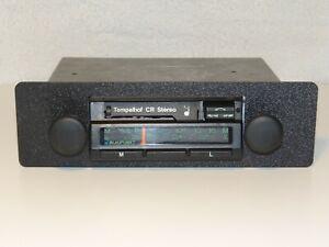 Blaupunkt Tempelhof CR Stereo 80s Classic Cassette Car Stereo Warranty Bluetooth