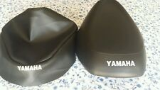 Yamaha CY50 Jog 1992 to 2001  Replacement Seat Cover White Dyed Logo.(Y54)