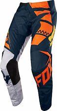 NEW 2018 FOX Racing MX Motocross Youth 180 SAYAK Pants Orange Size 28