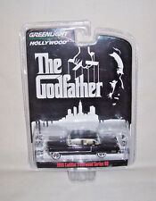 2016 GREENLIGHT COLLECTIBLES HOLLYWOOD The Godfather 1955 Cadillac Fleetwood 60