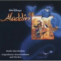 ALADDIN ( DEUTSCHE VERSION ) CD ORIGINAL SOUNDTRACK/FILMMUSIK NEU