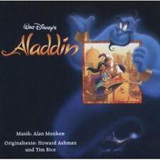 Aladdin (versione italiana) CD ORIGINAL SOUNDTRACK/COLONNA SONORA NUOVO