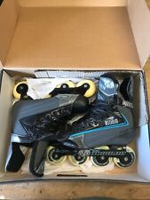 Mission Axion A4 Skate Junior Roller Hockey Skate Size 3E