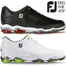 FOOTJOY TOUR S MEN'S WATERPROOF SPIKED GOLF SHOES / 40% OFF RRP +FREE SHOE BAG