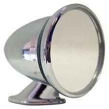 Chrome Classic Bullet Mirror - Mountney CMF - Door / Wing Mirror - Single