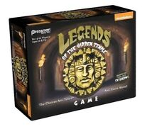 Legends of the Hidden Temple Board Game Based on Nickelodeon Show 4-12 Players