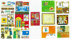 Vintage FISHER-PRICE VILLAGE #997 REPLACEMENT LITHOS - STICKERS Little People