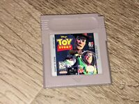 Toy Story Nintendo Game Boy Cleaned & Tested Authentic