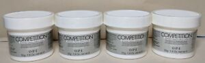 Competition - Advance Formula Acrylic System - Opaque White - 50G- 1.8oz 4 PACK
