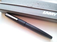 Very Good !! Lamy 2000 -Black- Fountain Pen *Size B*